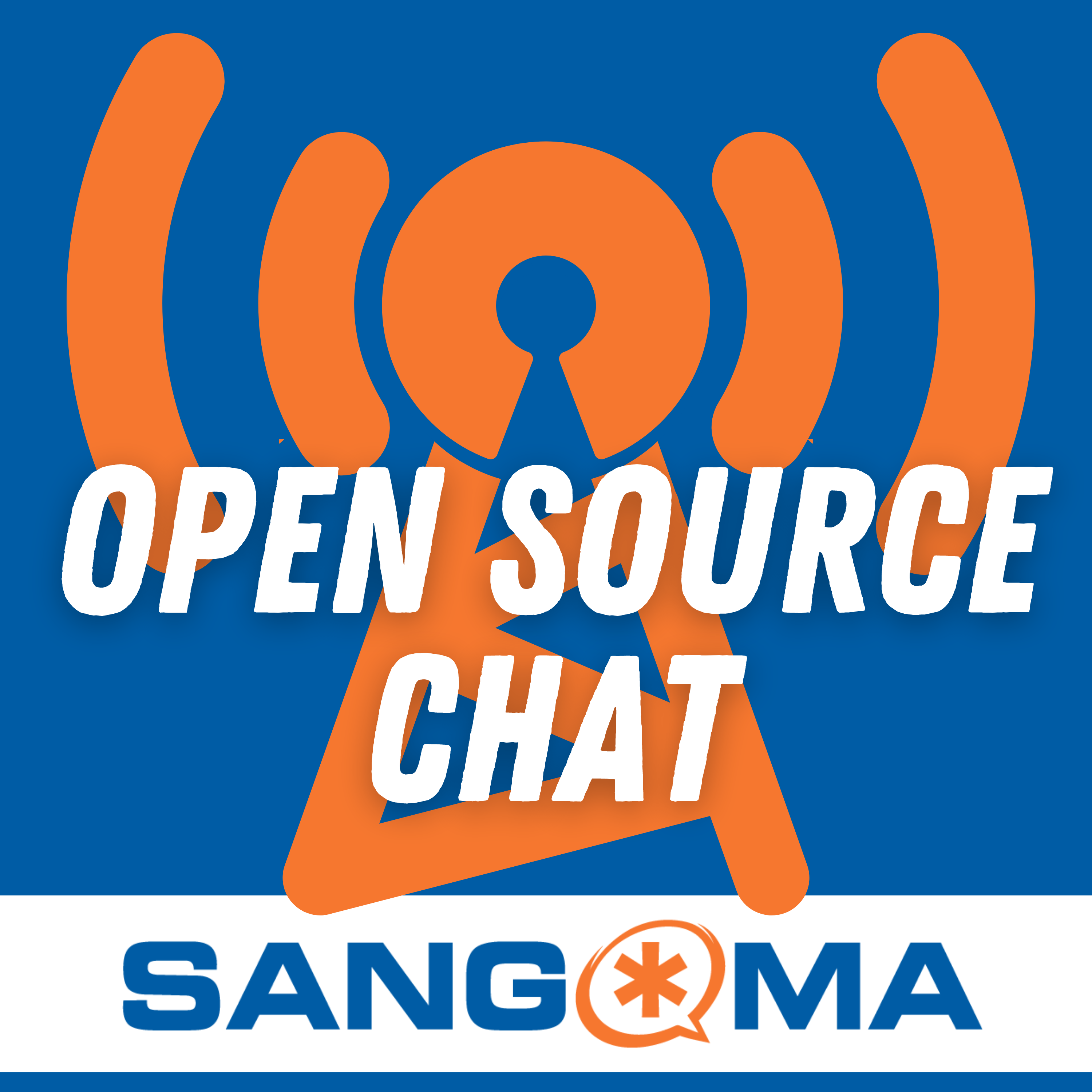 Open Source Chat - Sangoma Podcasts
